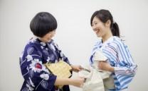 【東京】ワンデイ浴衣レッスン(自分で着る)