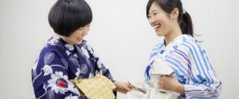 【京都】1DAY浴衣レッスン7/1(土)(自分で着る)